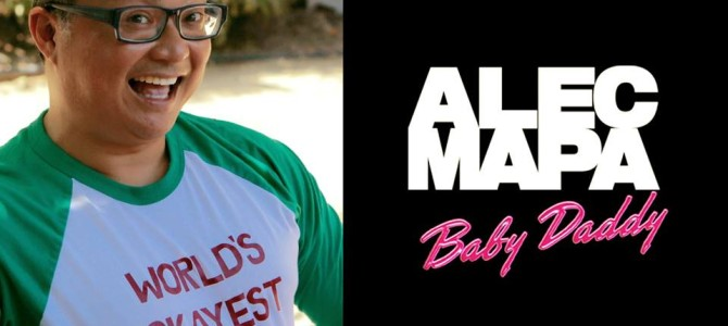 Father's Day deal for Alec Mapa: Baby Daddy