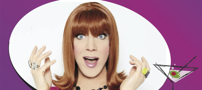 Miss Coco Peru announces 'Conversations with Coco' TV pilot campaign